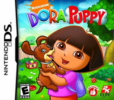 Dora Puppy DS coverM (BDPE)