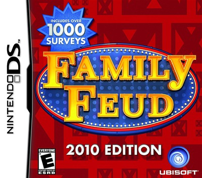 Family Feud - 2010 Edition DS coverM (BFUE)