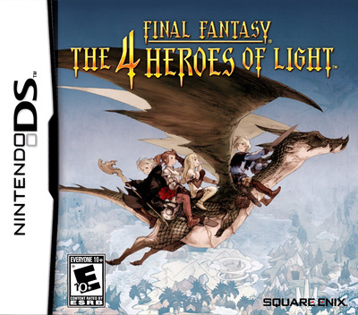 Final Fantasy - The 4 Heroes of Light DS coverM (BFXE)