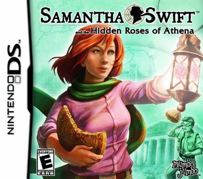 Samantha Swift and the Hidden Roses of Athena DS coverM (BHRE)