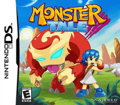 Monster Tale DS coverM (BIHE)