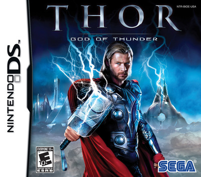 Thor - God of Thunder DS coverM (BIOE)
