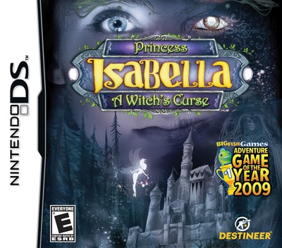 Princess Isabella - A Witch's Curse DS coverM (BIWE)