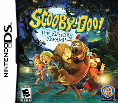 Scooby-Doo! and the Spooky Swamp DS coverM (BJ2E)