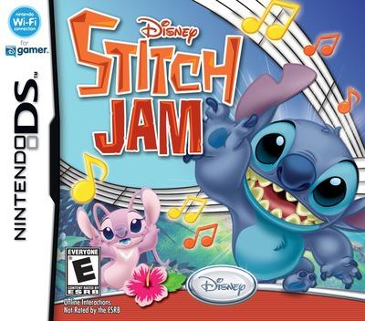Stitch Jam DS coverM (BJME)
