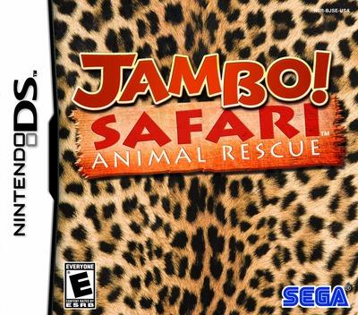 Jambo! Safari - Animal Rescue DS coverM (BJSE)