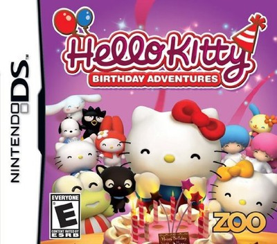 Hello Kitty - Birthday Adventures DS coverM (BKEE)