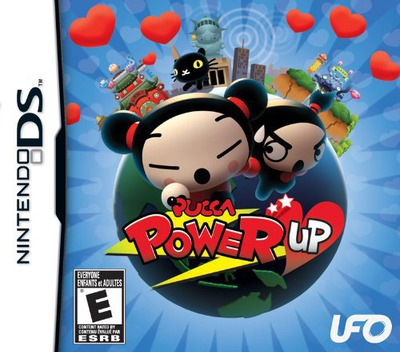 Pucca - Power Up DS coverM (BKQE)