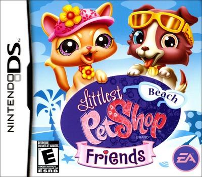 Littlest Pet Shop - Beach Friends DS coverM (BLBE)