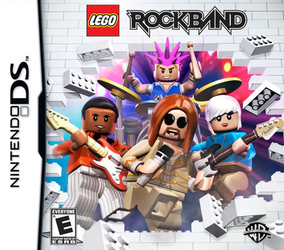 LEGO Rock Band DS coverM (BLRE)