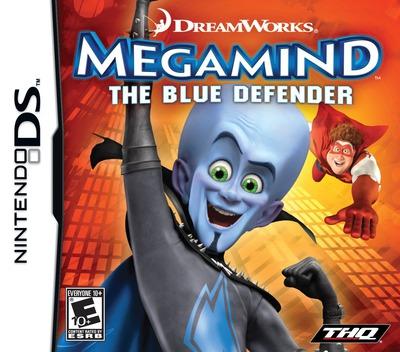 Megamind - The Blue Defender DS coverM (BM8E)