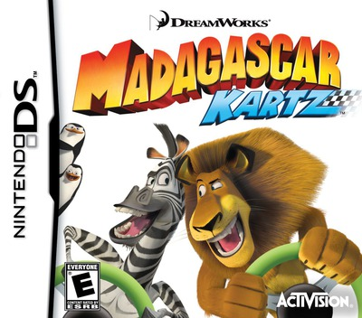 Madagascar Kartz DS coverM (BMDE)