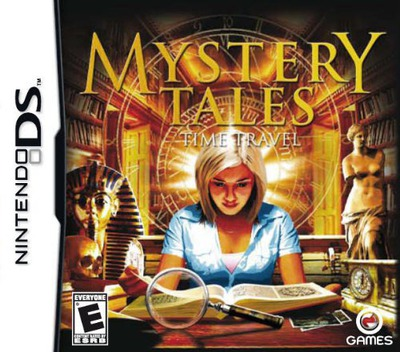 Mystery Tales - Time Travel DS coverM (BMGE)