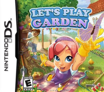 Let's Play Garden DS coverM (BPYE)