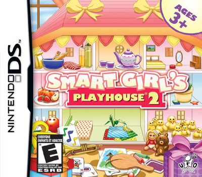 Smart Girl's Playhouse 2 DS coverM (BS4E)