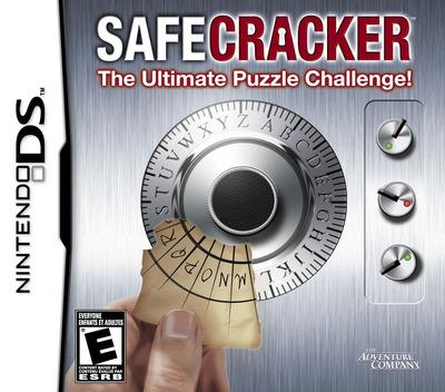 Safecracker - The Ultimate Puzzle Challenge! DS coverM (BSIE)
