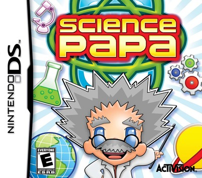 Science Papa DS coverM (BSNE)