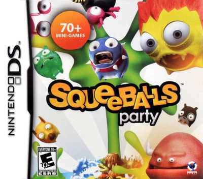 Squeeballs Party DS coverM (BSVE)