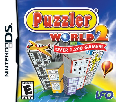 Puzzler World 2 DS coverM (BVEE)
