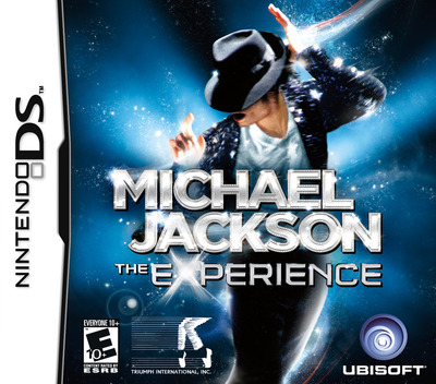 Michael Jackson - The Experience DS coverM (BVNE)