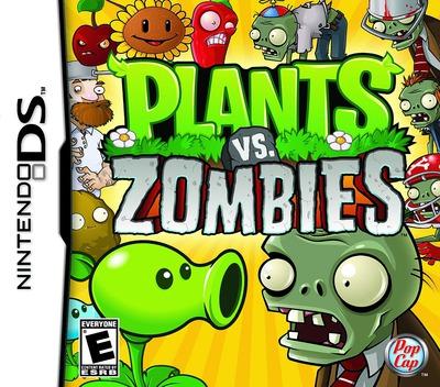 Plants vs. Zombies DS coverM (BWBE)