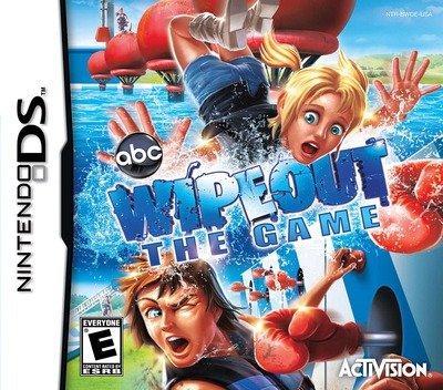 Wipeout - The Game DS coverM (BWOE)