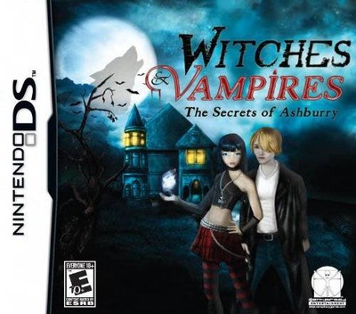 Witches & Vampires - The Secrets of Ashburry DS coverM (BWVE)
