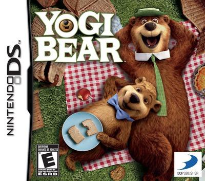 Yogi Bear DS coverM (BYBE)