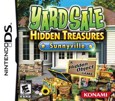 Yard Sale Hidden Treasures - Sunnyville DS coverM (BYHE)