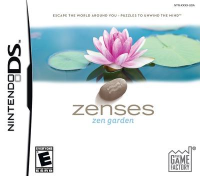 Zenses - Zen Garden DS coverM (BZGE)