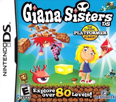 Giana Sisters DS DS coverM (BZIE)
