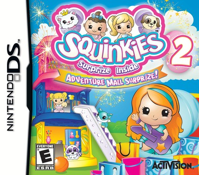 Squinkies 2 - Adventure Mall Surprize! DS coverM (BZJE)
