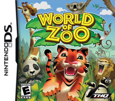 World of Zoo DS coverM (BZOE)