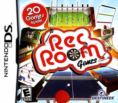 Rec Room Games DS coverM (BZRE)