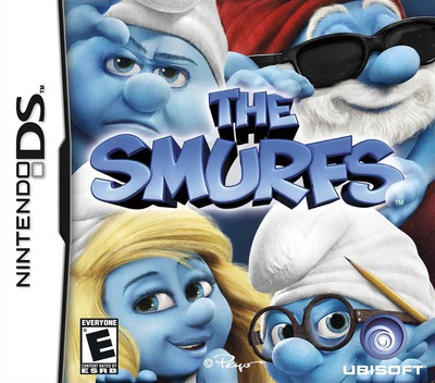 The Smurfs DS coverM (BZUE)
