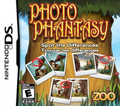 Photo Phantasy DS coverM (BZYE)