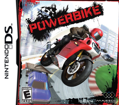 Powerbike DS coverM (C2BE)