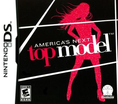 America's Next Top Model DS coverM (C2ME)
