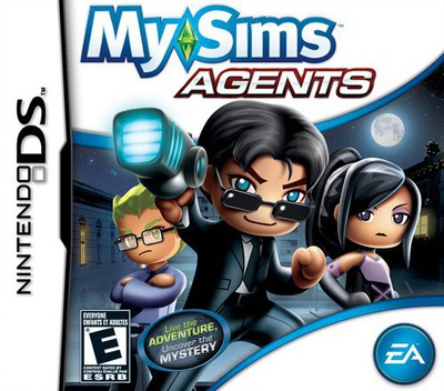 MySims - Agents DS coverM (C38E)