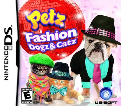 Petz Fashion - Dogz & Catz DS coverM (C54E)