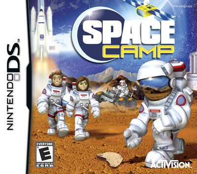 Space Camp DS coverM (C5AE)