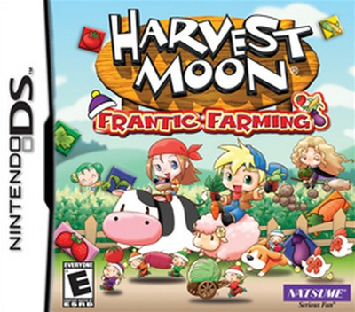 Harvest Moon - Frantic Farming DS coverM (C5QE)