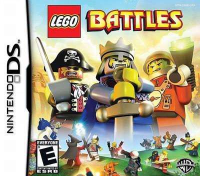 LEGO Battles DS coverM (C5SE)