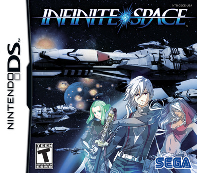 Infinite Space DS coverM (C6CE)