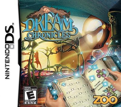 Dream Chronicles DS coverM (C6DE)