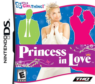 Princess in Love DS coverM (C6VE)