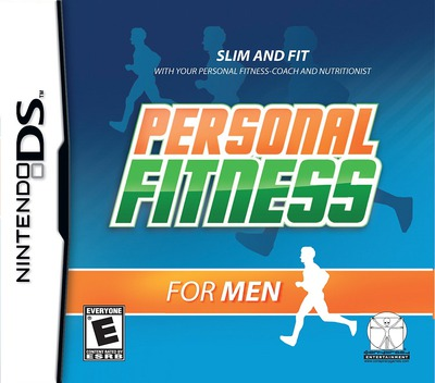 Personal Fitness for Men DS coverM (C7ME)