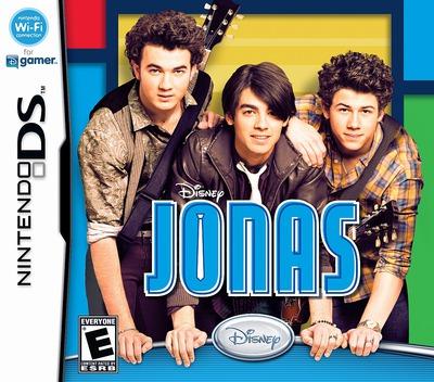 Jonas DS coverM (C7OE)