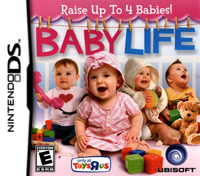 Baby Life DS coverM (CBME)