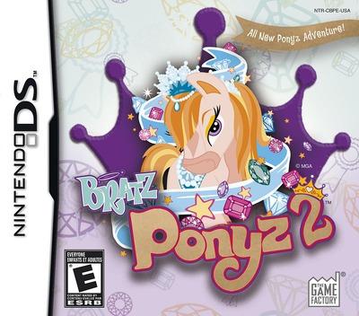 Bratz Ponyz 2 DS coverM (CBPE)